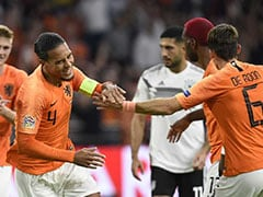 UEFA Nations League: Netherlands Defeat Piles Pressure On Joachim Loew And Misfiring Germany