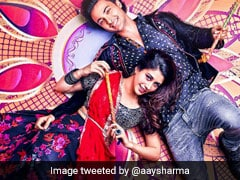 Karan Johar Reviews <I>Loveyatri</I>, Warina Hussain And Aayush Sharma's '<I>Pyar Waala Love Story</I>'