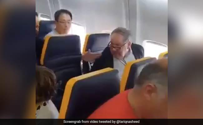Police To Probe Man Yelling Racist Slurs At Black Woman On Plane