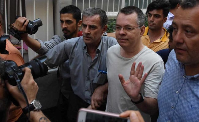 US Pastor Andrew Brunson Arrives Home In Turkey After Release By Court