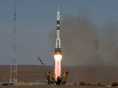 A Jolt, Then Free Fall: Astronauts' Harrowing Escape From Rocket