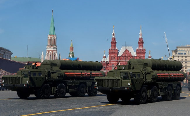 We Take Sovereign Decisions Based On Threat Perception: Centre On S-400 Deal With Russia