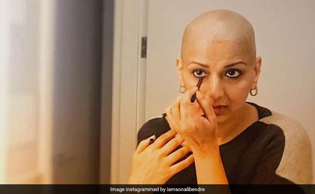 I Allowed Myself To Cry, To Feel The Pain, To Indulge In Self-Pity: Sonali Bendre