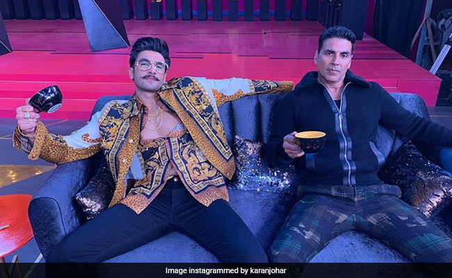 Koffee With Karan 6: Akshay Kumar And Ranveer Singh Tickle Your Funny Bone But No Wedding Deets Revealed (In Case You Were Expecting)