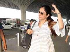 Tabu Shows Us How To Rock A Striped Dress. Here's How To Get Her Look