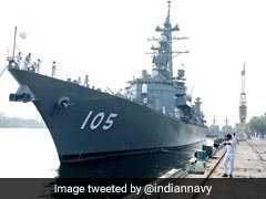 India, Japan Begin Bilateral Maritime Exercises In Visakhapatnam