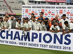 India Achieve Remarkable Feat After Emphatic Series Win Over Windies