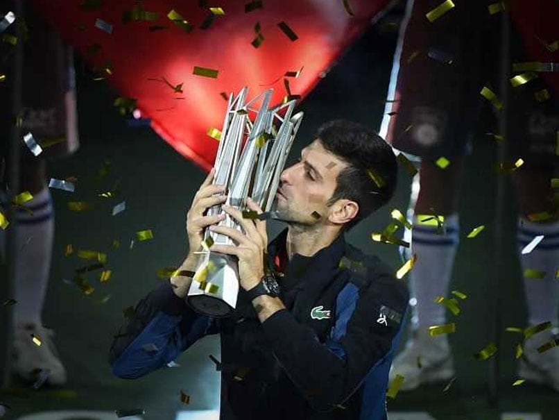 Novak Djokovic Wins Shanghai Masters To Close In On Rafael Nadal
