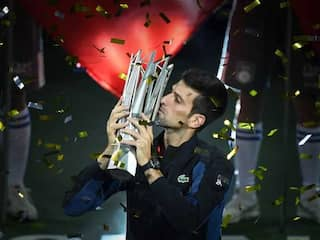 Novak Djokovic Wins Shanghai Masters To Close In On Rafael Nadals No.1 Ranking