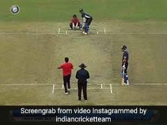 97 रन बनाने के बाद शतक का जश्न मनाने लगे अजिंक्य रहाणे, रैना ने दूर से कहा ऐसा, देखें VIDEO