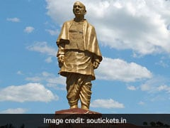 Centre Spent Rs 2.64 Crore On Advertising For Statue of Unity's Inaugural: RTI Reply