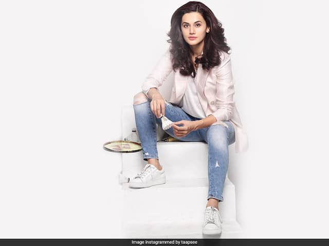Taapsee Pannu Reveals Why She Bought A Premier Badminton League Team