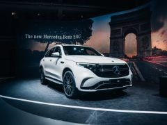 Mercedes-Benz Is Evaluating The Feasibility Of Electric Vehicles In India