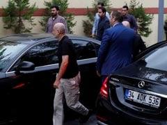 Turkish Cops Enter Saudi Consulate To Probe Khashoggi Disappearance