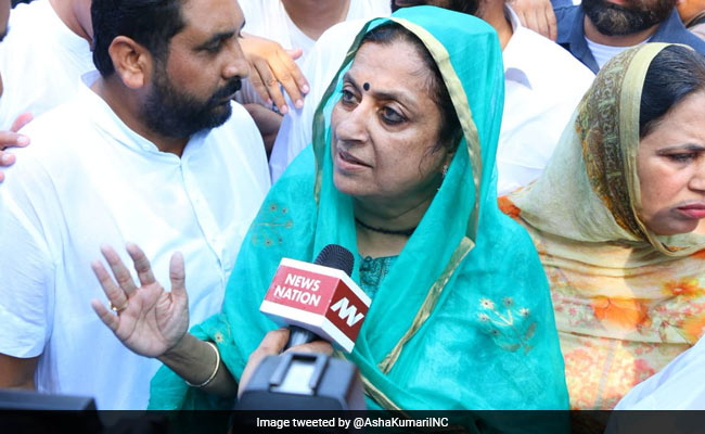 'Texting Different From Sexual Harassment': Congress Leader Kicks Up Row
