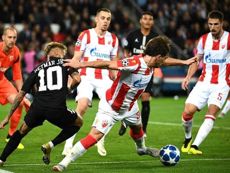France Probe Paris Saint-Germain vs Red Star Belgrade Match-Fix Claims