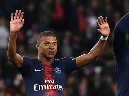 Kylian Mbappe Scores Four Goals In 13 Minutes As PSG Thrash Lyon. Watch  3da4f20b6