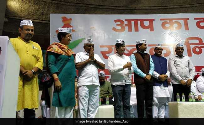 Days After Being Given Key Role, AAP's Rajpal Solanki Resigns