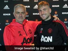 England's Luke Shaw Extends Manchester United Contract To 2023