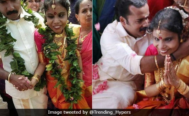 Singer Vaikom Vijayalakshmi Is Married  See Pics And Video