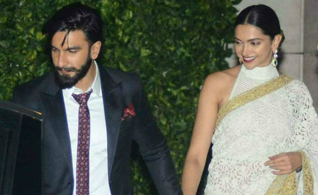 deepika padukone and ranveer singh s wedding the venue guest list