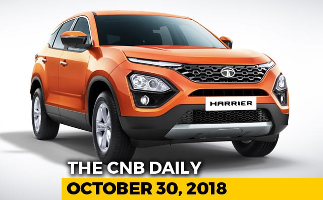 Tata Harrier Unveiled, Renault Duster, 2019 Jaguar F-Pace, Harley-Davidson Recall