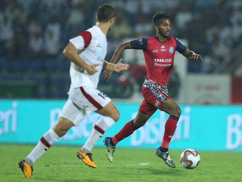Indian Super League: Jamshedpur FC Squander Chances Against 10-Man NorthEast United