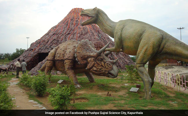 India's First Robotic Dinosaurs Gallery Inaugurated In Kapurthala