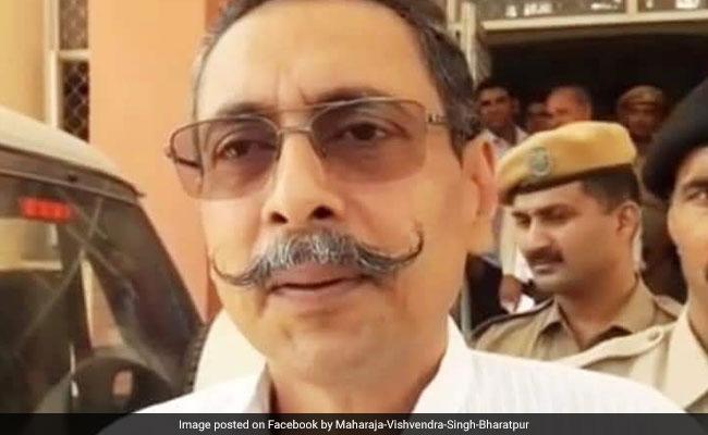 Congress Jat Leader Demands Withdrawal Of Quota Stir Cases