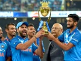 Video : India Lift Asia Cup For The 7th Time