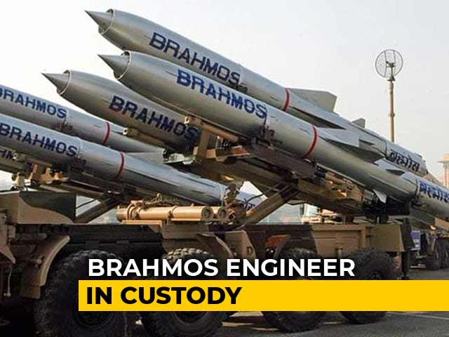 "Video : BrahMos Engineer, Arrested For Spying, Made Himself ""Easy Target"": Police"