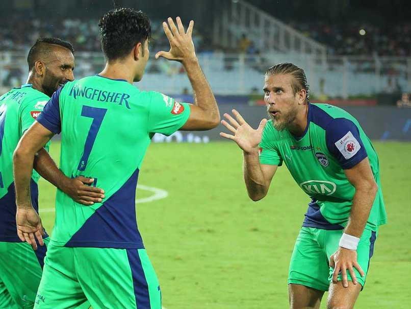 Bengaluru FC Beat ATK 2-1 To Remain Unbeaten In Indian Super League