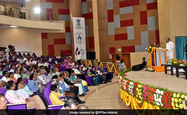 NITs Should Focus On Innovation In A Big Way: Vice President