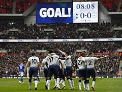 Premier League: Sloppy Tottenham Hotspur See Off 10-Man Cardiff To Close On Top Two