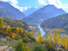 "Jammu and Kashmir's Gilgit-Baltistan ""Integral Part Of India"": Ram Madhav"