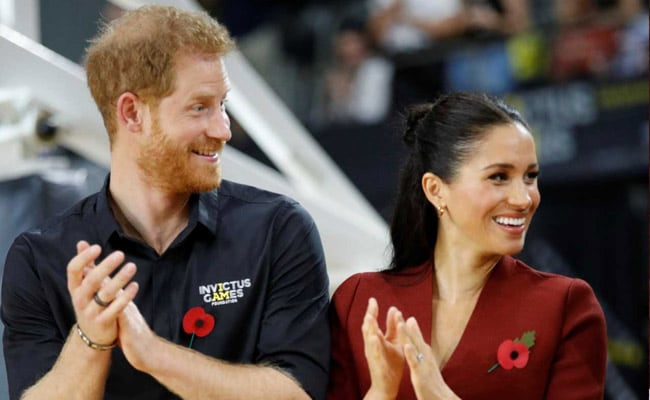 Prince Harry, Meghan Attend Final Day Of Invictus Games In Sydney