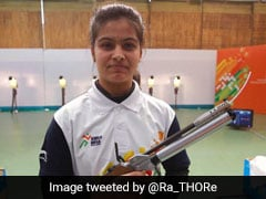 Manu Bhaker Claims India's First Ever Gold In Shooting At Youth Olympics