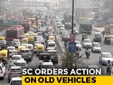 "Video : Delhi Air ""Pitiable"", Says Top Court, Orders Action Against Old Vehicles"