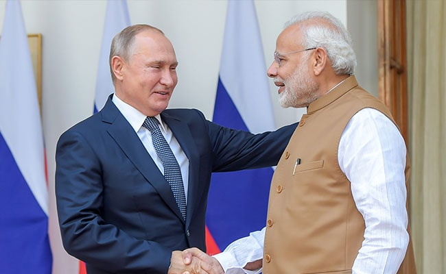 PM Modi, Vladimir Putin Discuss Bilateral Ties, Post-COVID World