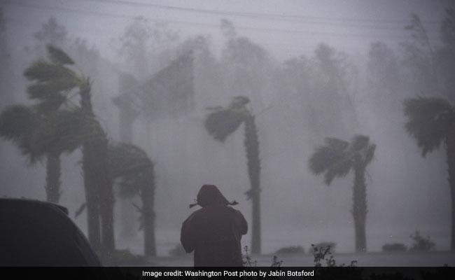 अमेरिका : फ्लोरिडा में आया सदी का सबसे शक्तिशाली तूफान 'माइकल'