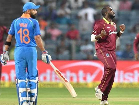 Highlights Between India vs West Indies 3rd ODI - Live Streaming