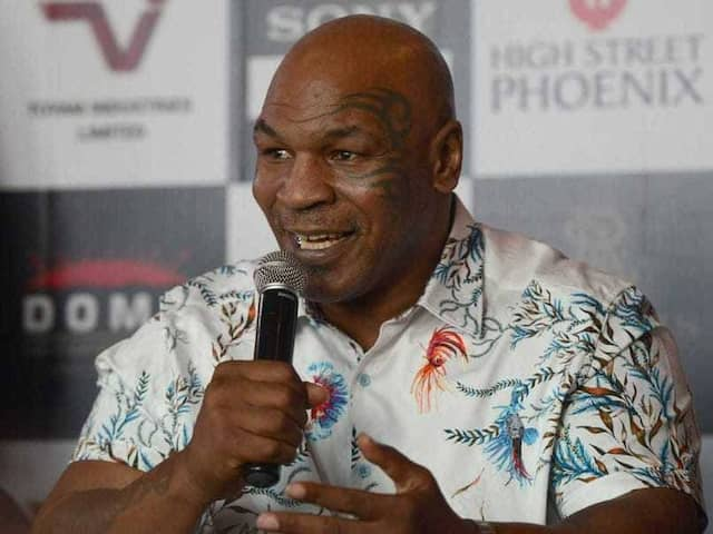 Mike Tyson shares video and says I am back