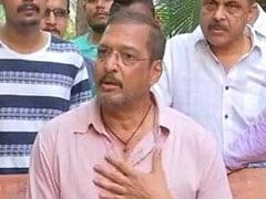Nana Patekar Says Lawyer Told Him Not To Talk To Media On Tanushree Dutta's Claim Of Harassment