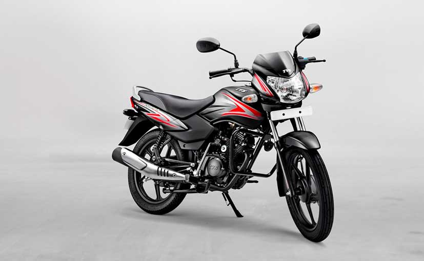The TVS Sport Special Edition brings some freshness to the motorcycle for the festive season