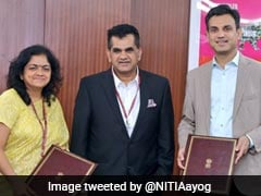 NITI Aayog Partners With Microsoft To Boost AI Accessibility In India
