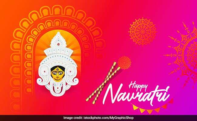 Navratri  Images Wishes Quotes Greetings Whatsapp And  Happy Navratri  The Festival Begins On October  And Will Continue  Till October  Essay Writing Paper also Sample Apa Essay Paper  Thesis Statement Essays