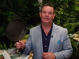 Video: Chef Gary Mehigan In Town