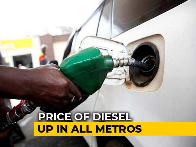 Video : Fuel Prices Back At Pre-Cut Levels