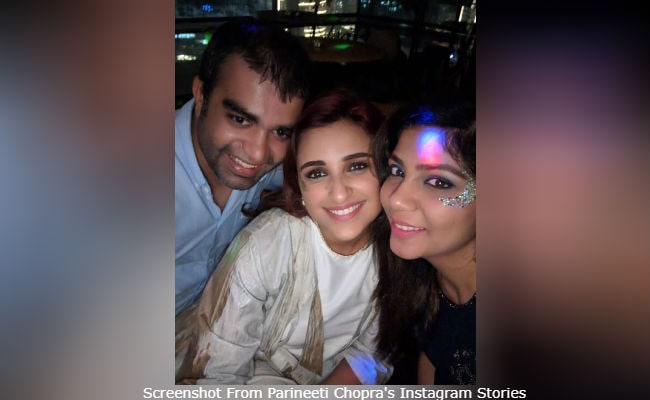 Inside Parineeti Chopra's Fab Birthday Party In Dubai