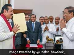 Lankan President Suspends Parliament As Crisis Deepens After PM Sacked